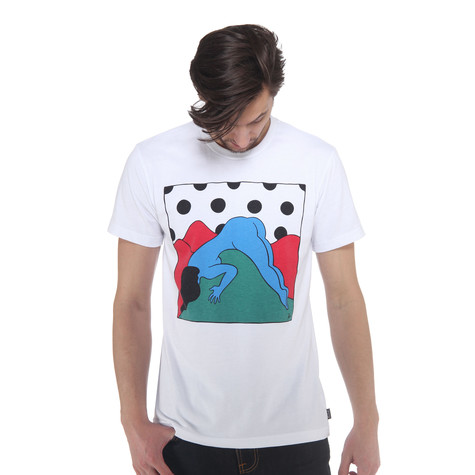 Rockwell by Parra - Sliding Down T-Shirt