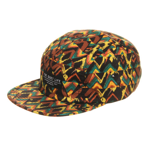 The Quiet Life - Triangle 5 Panel Cap