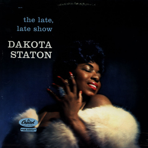 Dakota Staton - The Late, Late Show