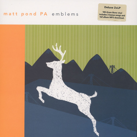 Matt Pond Pa - Emblems