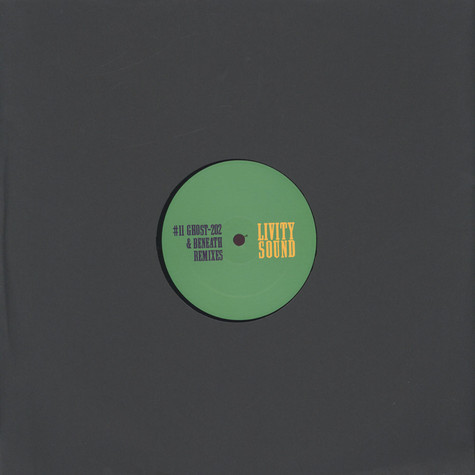 Pev / Kowton - Ghost-202 + Beneath Remixes