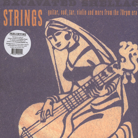 V.A. - Excavated Shellac - Strings