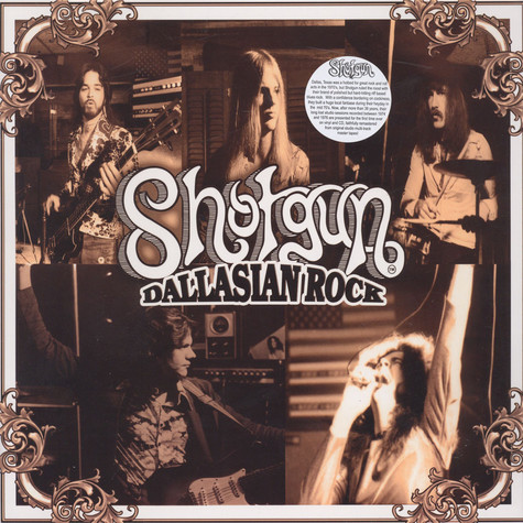 Shotgun - Dallasian Rock