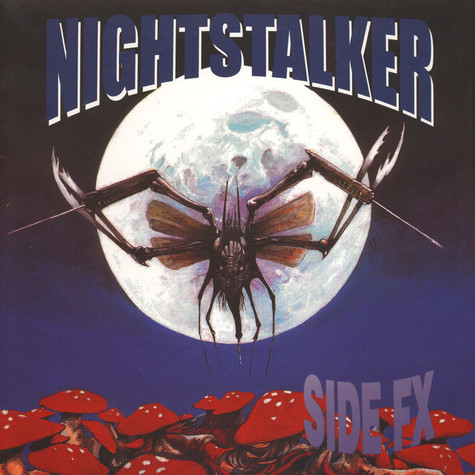 Nightstalker - Side FX Colored Vinyl Edition