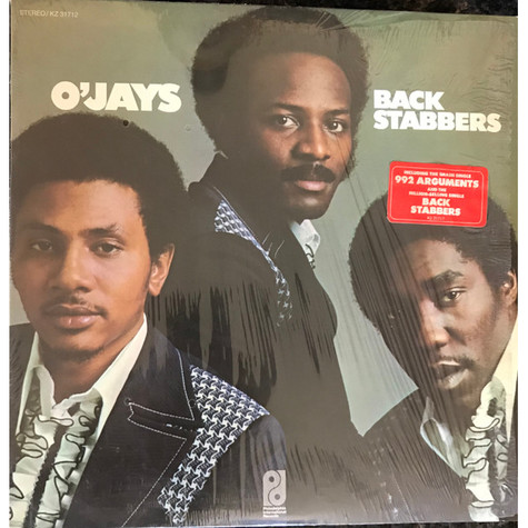 O'Jays, The - Back Stabbers