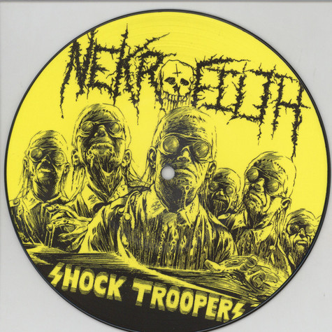 Nekrofilth / Speedwolf - Split