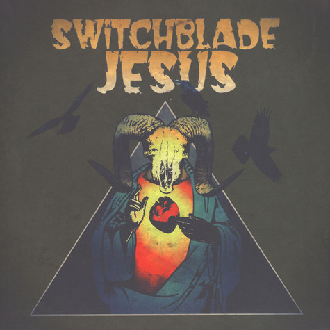 Switchblade Jesus - Switchblade Jesus Colored Vinyl Edition