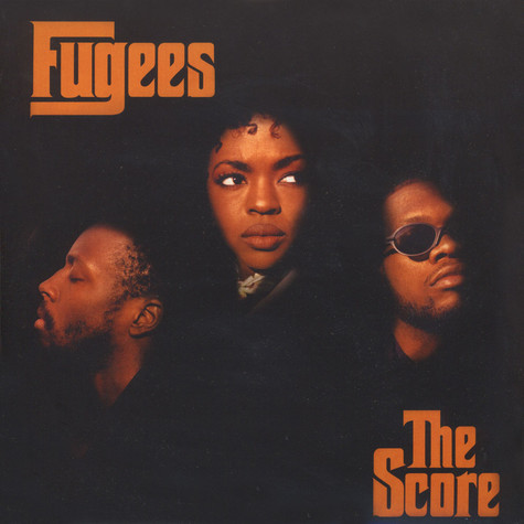 Fugees The Score Vinyl 2lp 1996 Us Reissue Hhv