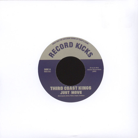 Third Coast Kings - Just Move / Ice Cream Man
