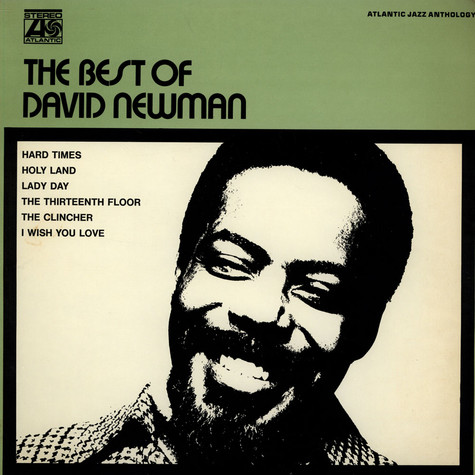 "David ""Fathead"" Newman - The Best Of"