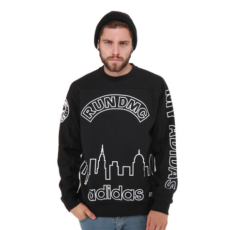 adidas x Run DMC - Run DMC Crewneck Sweater