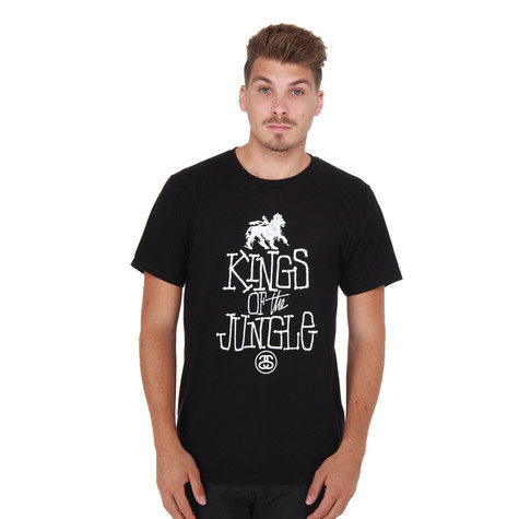 Stüssy - Kings Of The Jungle T-Shirt