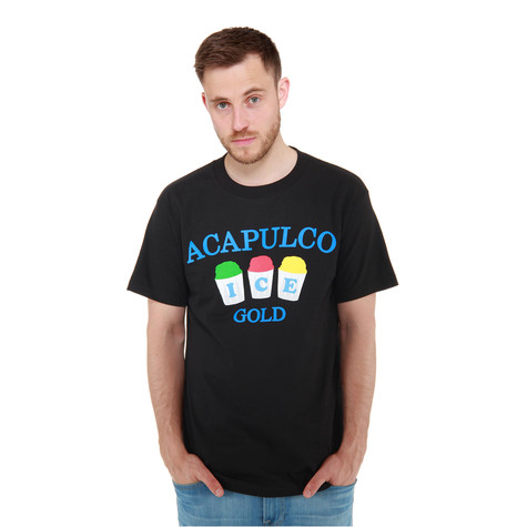 Acapulco Gold - Cold As Ice T-Shirt