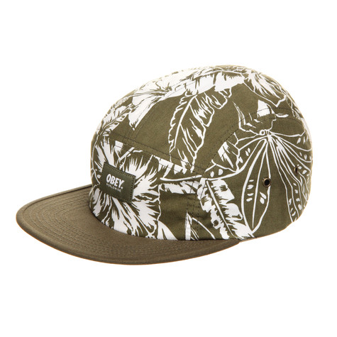 Obey - Hilo 5 Panel Cap