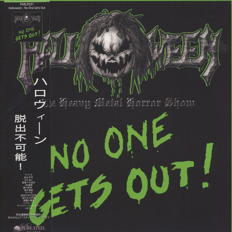 Halloween - No One Gets Out
