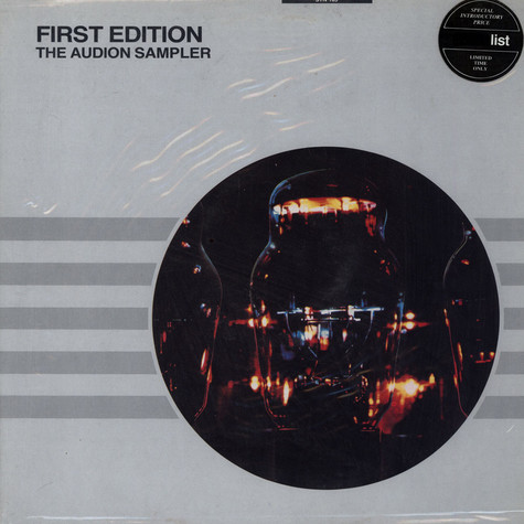 V.A. - First Edition - The Audion Sampler