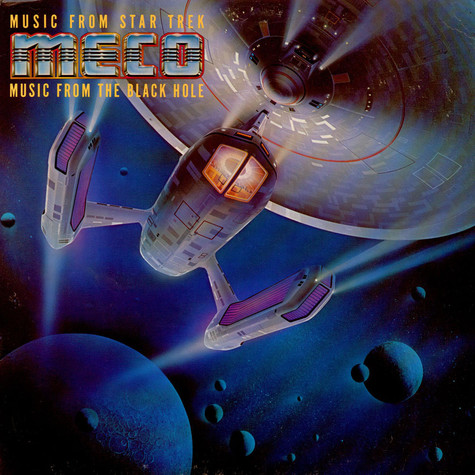 Meco Monardo - Music From Star Trek And The Black Hole