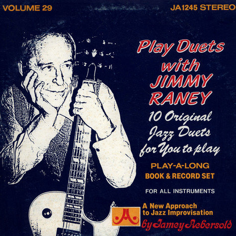 Jimmy Raney - Play Duets with Jimmy Raney