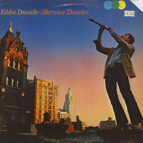 Eddie Daniels - Morning Thunder