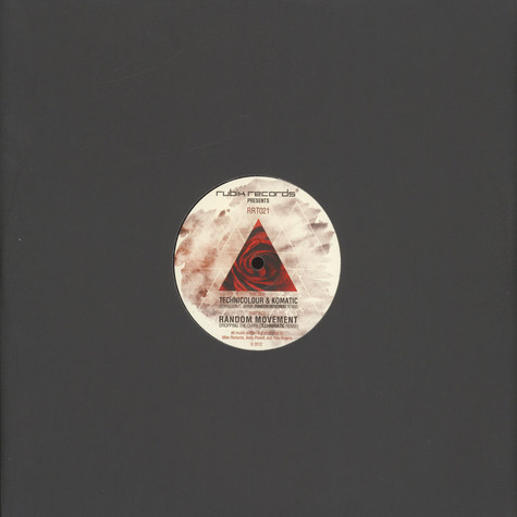Random Movement / Technimatic - Vermillion / Dropping The Chips Remixes