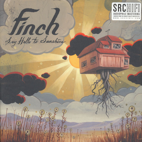 Finch - Say Hello To Sunshine Blue Vinyl Edition