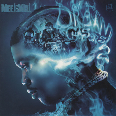 Meek Mill - Dreamchasers 2 Blue Vinyl Edition