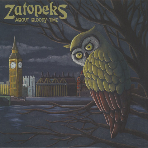 Zatopeks - About Bloody Time