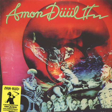 Amon Duul II - Dance Of The Lemmings
