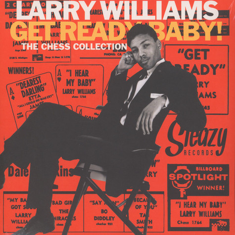 Larry Williams - Get Ready Baby!