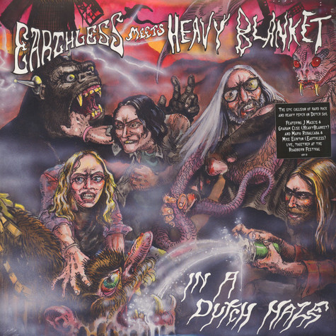 Earthless Meets Heavy Blanket - In A Dutch Haze