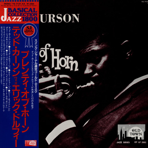 Ted Curson - Plenty Of Horn