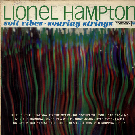 Lionel Hampton - Soft Vibes Soaring Strings