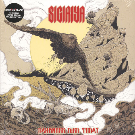 Sigiriya - Darkness Died Today