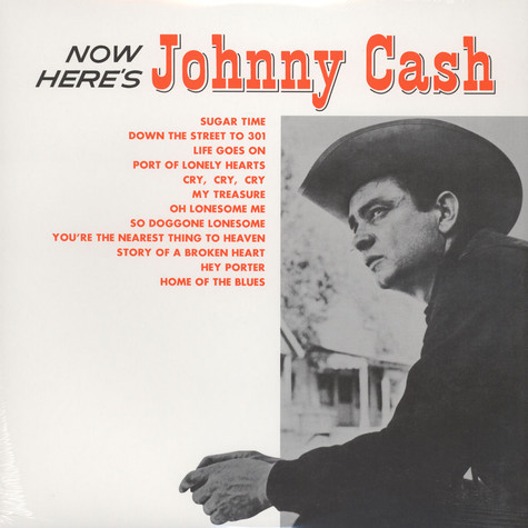 Johnny Cash - Now Here's Johnny