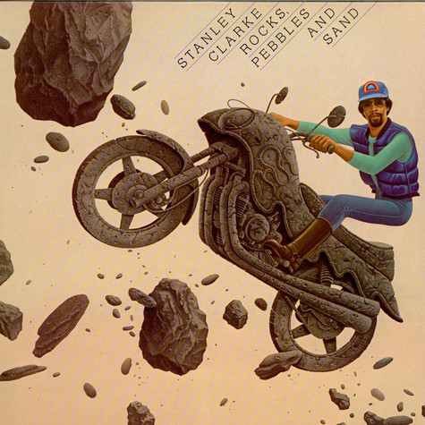 Stanley Clarke - Rocks, Pebbles And Sand