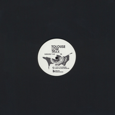 Tolouse Low Trax - Tolouse Low Trax