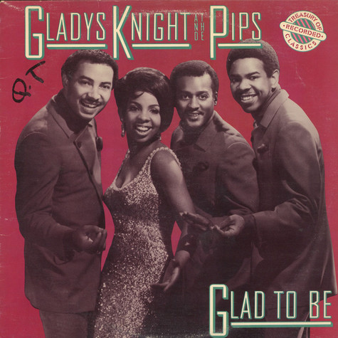 Gladys Knight And The Pips - Glad To Be