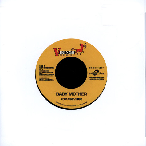 Romain Virgo - Baby Mother