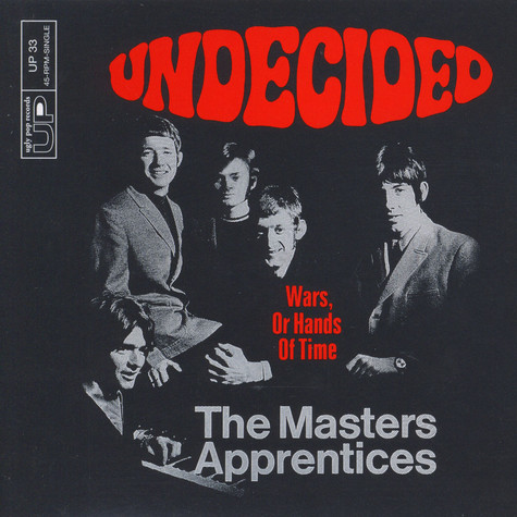 Master's Apprentices - Undecided