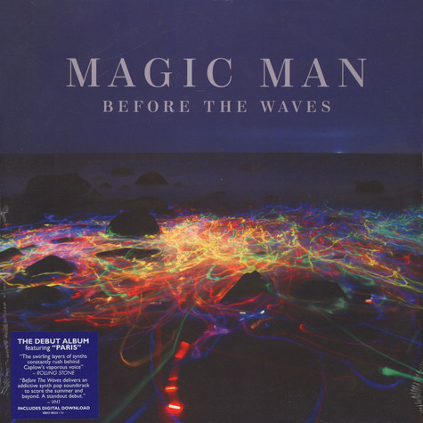 Magic Man - Before The Waves