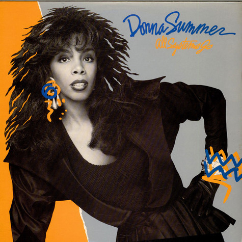 Donna Summer - All Systems Go