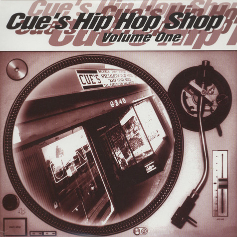 V.A. - Cues Hip Hop Shop Volume One