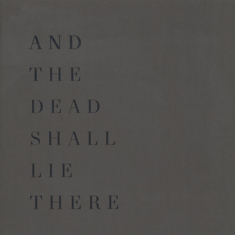 Ancient Mith - And The Dead Shall Lie There