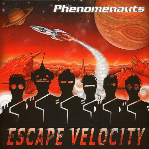 Phenomenauts, The - Escape Velocity