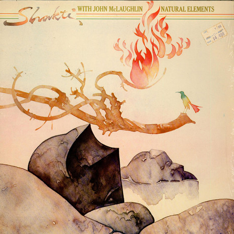 Shakti With John McLaughlin - Natural Elements