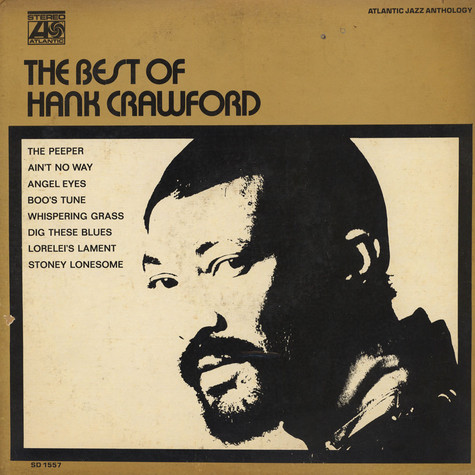 Hank Crawford - The Best Of Hank Crawford