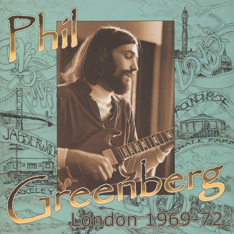 Phil Greenberg - London 1969-1972