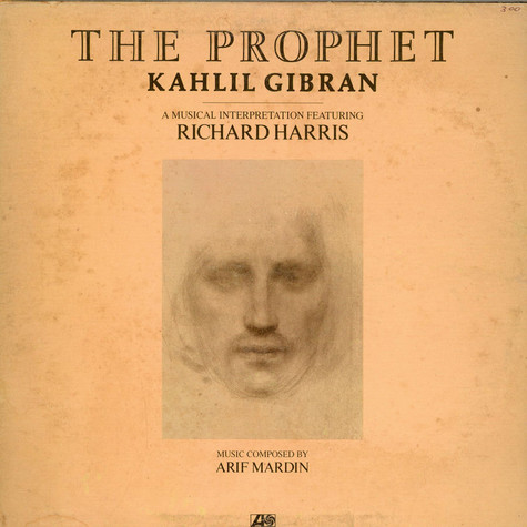 OST Khalil Gibran Featuring Richard Harris Music Composed By Arif Mardin - The Prophet
