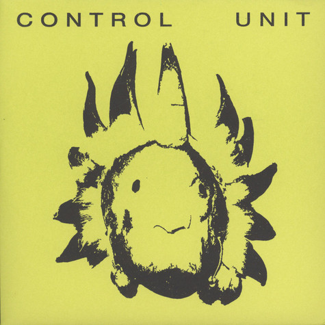 Control Unit - Bloody Language Black Vinyl Edition