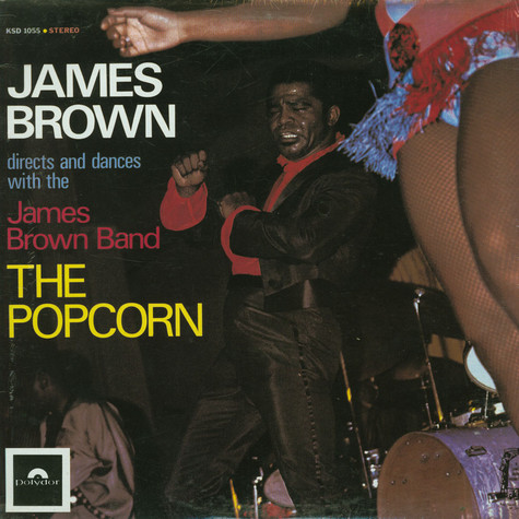 James Brown Directs And Dances With The James Brown Band, The - The Popcorn